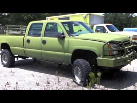 2005 General Motors Silverado Pick Up Truck at GovLiquidation com
