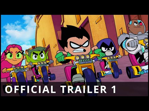 Teen Titans GO To the Movies -  Trailer 1 - Warner Bros UK
