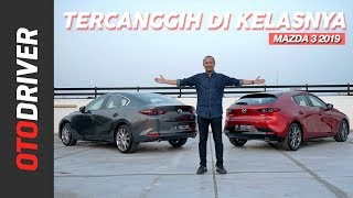 MAZDA 3 2019 | First Impression Indonesia | OtoDriver