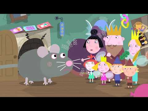 Ben and Holly's Little Kingdom - Bad Day  | HD Cartoons for Kids
