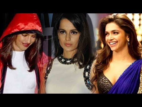What Does Kangana Ranaut Think Of Priyanka Chopra And Deepika Padukone?