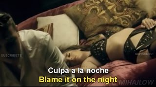 Calvin Harris - Blame ft. John Newman [Lyrics English - Español Subtitulado]