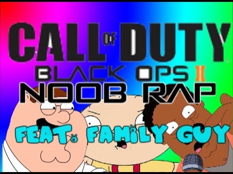 Call Of Duty BLACK OPS 2 RAP SONG FT. FAMILY GUY - REMEMBER THE NAME PARODY