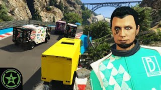 Let's Play - GTA V - Geoff Bag 5