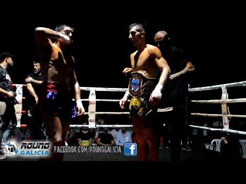 RESULTADOS PONFERRADA 13/10/18. UNAI CARO Campeón Europa ISKA MuayThai Pro -63,5KG