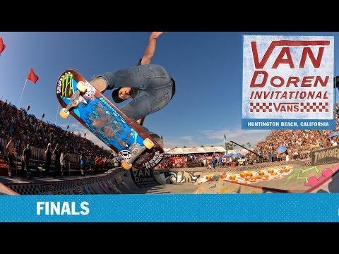 Van Doren Invitational Huntington 2015: Men's Finals