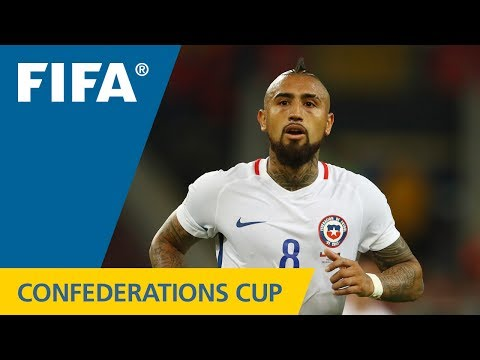 Match 3: Cameroon v Chile - FIFA Confederations Cup 2017