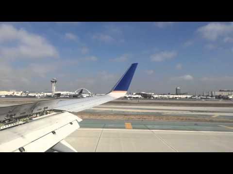 LAX Landing Hyperlapse