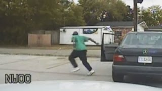 South Carolina: Police Dashcam of Moments Before Shooting (FULL VIDEO)