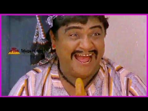 Punnami Nagu - Telugu Movie Comedy Scene - Padmanabham video
