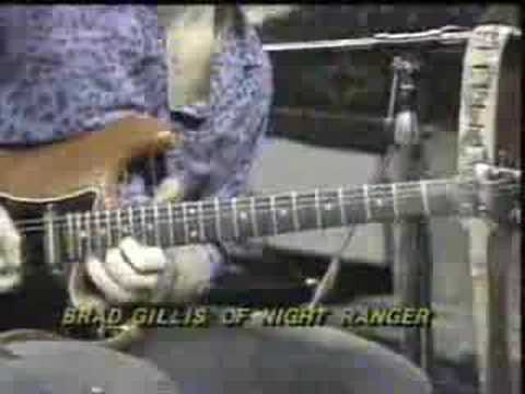 Brad Gillis of Night Ranger Amazing Solo