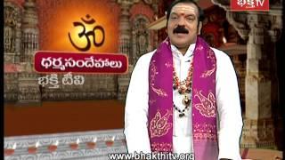 Remedies of Disti Dosha Nivarana | Dharma sandehalu - Episode 422_Part 3
