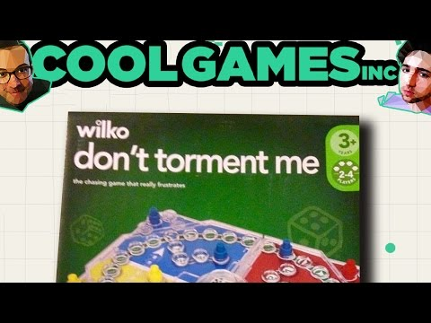 """Griffin and Nick Play """"Don't Torment Me"""" — CoolGames Inc"""