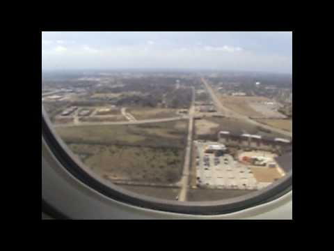 American Airlines Boeing 777 London to Dallas - Cabin View