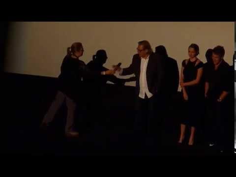 KILL ME THREE TIMES (Australia; 2014) Q&A with Kriv Stenders, Luke Hemsworth, Teresa Palmer