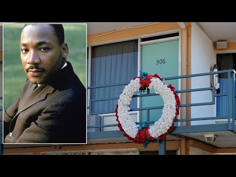 Witnesses to Dr. Martin Luther King Jr. Shooting Recall Tragic Night
