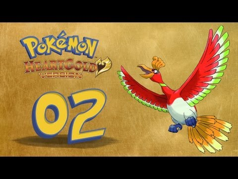 Let's Play Pokémon Heartgold [Deutsch] [HD] Part 2 - Ein Karnimani für alle Fälle