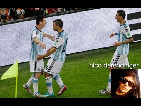 Relato Fantino Iran Argentina Gol De Messi video