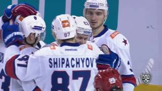 Daily KHL Update - December 1st, 2016 (English)