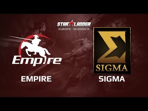 Sigma -vs- Empire, Star Series Europe Day 10 Game 3