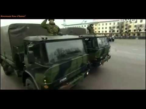 NATO parade in Estonia  World news