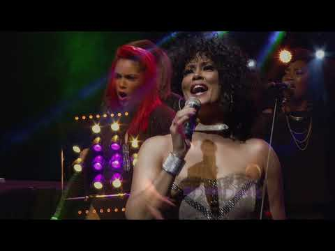 The Greatest Love of All, A Tribute to Whitney Houston starring Belinda Davids