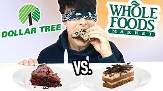 Download Lagu DOLLAR STORE vs. WHOLE FOODS blind taste test!!! Gratis STAFABAND