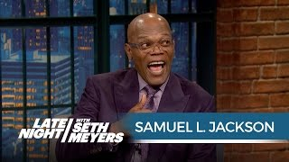 Samuel L. Jackson Finds Out He