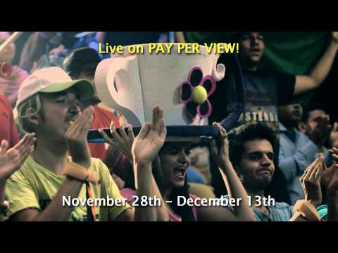 International Premier Tennis League PPV Promo Spot