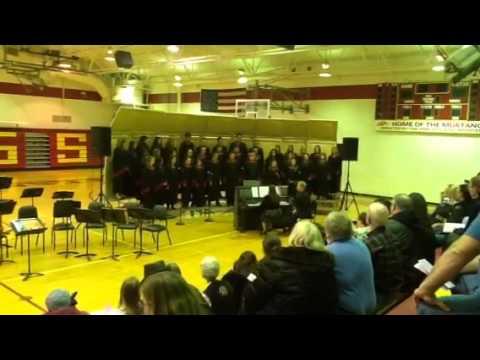 Winter concert-PCM High School
