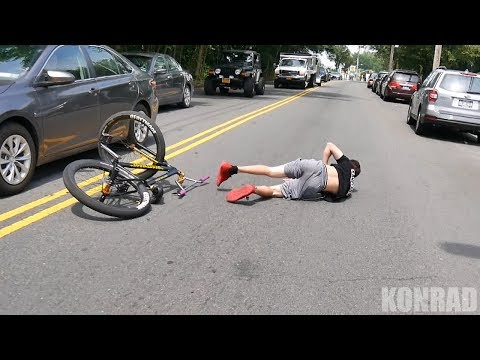 SWERVING CARS GONE WRONG!