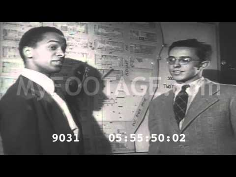 Stock Footage - World In Review, 1965 - Integration / Civil Rights Act