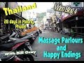 Massage Parlours and Happy Endings THAILAND Video Blog 4
