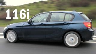 Test - BMW 116i