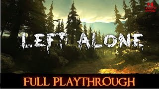 Left Alone | Full Playthrough | Longplay Gameplay Walkthrough 1080P HD No Commentary