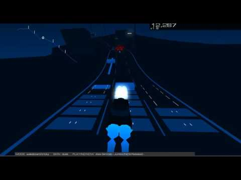 Alex Skrindo - Jumbo [Audiosurf2 Gameplay]