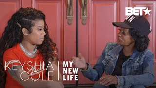 Keyshia Cole & Frankie Have A Deep Convo About Death & Their Relationship | Keyshia Cole My New Life