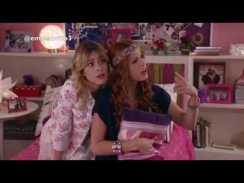 Violetta - Francesca se enoja con Violetta y Camila (03x29)