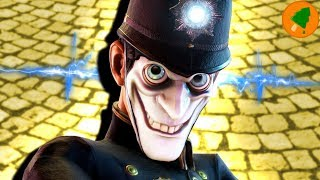 Joy is Real?   We Happy Few - The Message You Missed