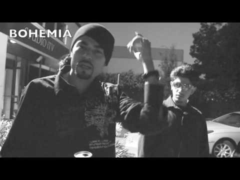 Making Of Bohemia's Ek Tera Pyar video