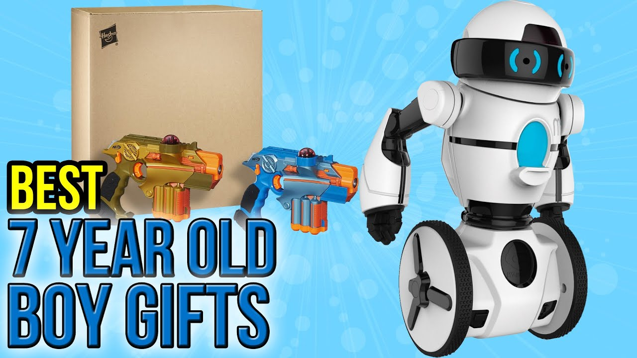 Toys For 7 Year Olds : Best year old boy gifts