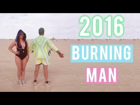 Burning Man 2016 ❤ Mascha & Gregor | Beautygloss