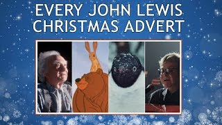 JOHN LEWIS | EVERY CHRISTMAS ADVERT