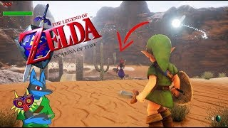 Ocarina of Time Secrets and Easter Eggs!