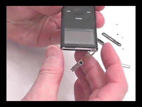 DigiExpress - iPod Nano 2nd Generation Click Wheel Installation