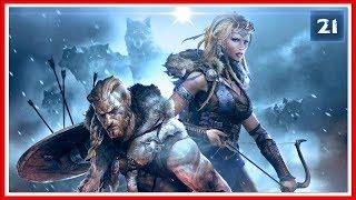 ПРОХОЖДЕНИЕ Vikings – Wolves of Midgard #21 — БИТВА ЗА КАРЛИОН