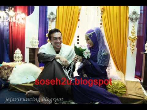 Majlis Pertunangan Khairul Fahmi & Elia Bertemakan Arab.