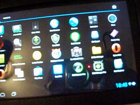 Running Ubuntu on Android (Rooted Kindle Fire)