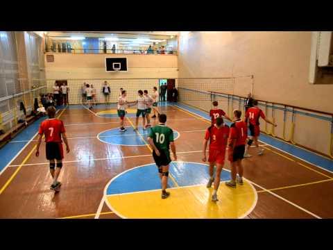 Волейбол Киев  Кубок КЗВЛ  мужская лига 1партия