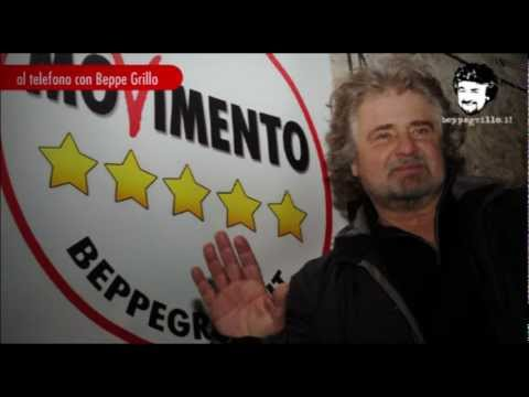 GRILLO E IL 7 MAGGIO 2012